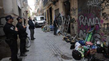 Madrid okupación okupas