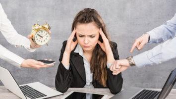 Síndrome del 'burnout'