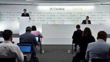 Fusión Bankia y CaixaBank