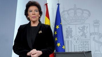 Isabel Celaà, Ministra de Educación