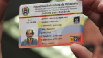 permisos de conducción falsos