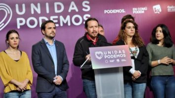 Fiscalía de Madrid investigará a Podemos por sus contratos con Neurona