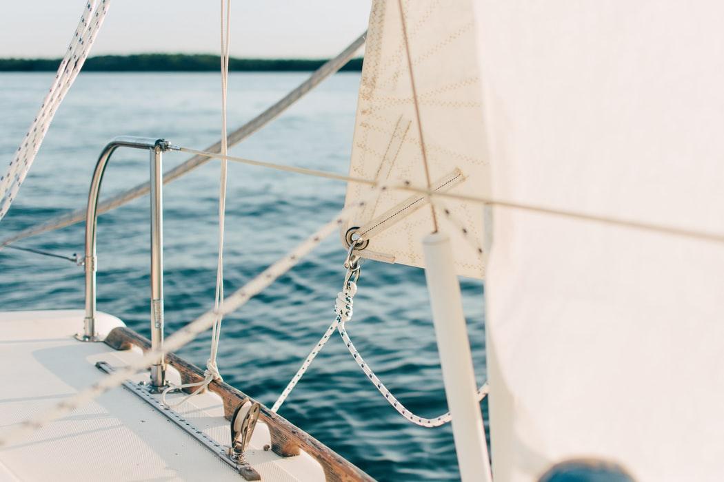 Navegación con velero