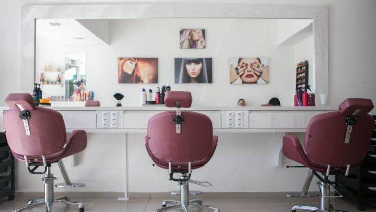 peluquerías