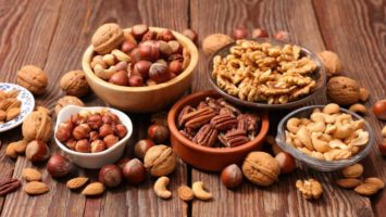 frutos secos y snacks