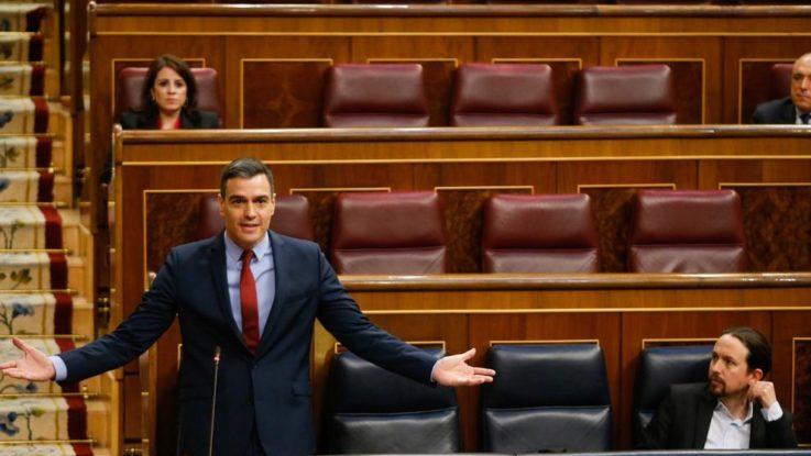 Sánchez pacta con Bildu