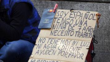 Oxfam pobreza en España