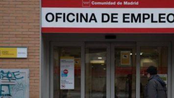 FMI tasa de paro España