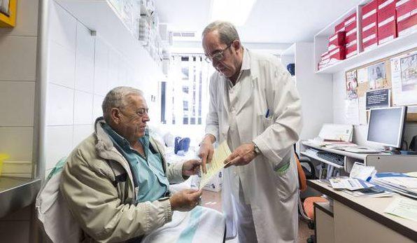 médicos Aragón