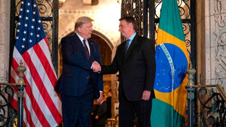 Brasil y Estados Unidos