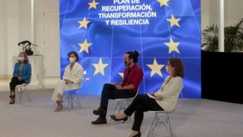 Despoblación en la recuperación, transformación y resiliencia