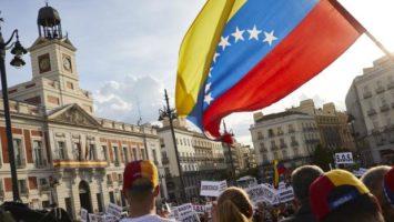 Migración de venezolanos a España