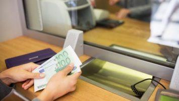 La herencia del dinero en bancos
