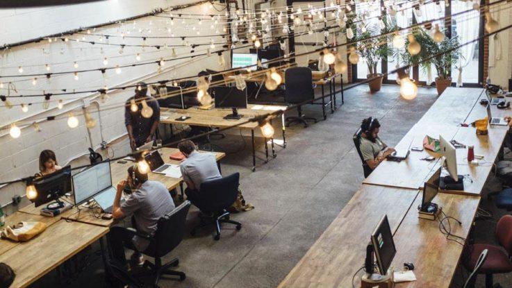 espacios de trabajo flexible