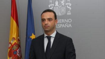 Alfredo González, secretario general de Salud Digital, Información e Innovación del Ministerio de Sanidad