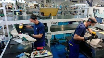 PMI sector manufacturero español