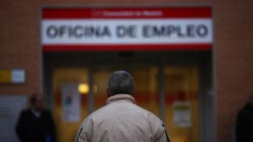 El paro de España