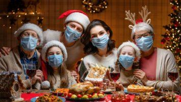 Evita engordar con las comidas navideñas
