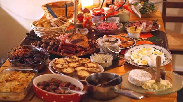 Recorrido gastronómico Navideño del mundo