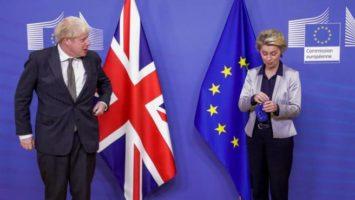 Reino Unido y Unión Europea llegan al acuerdo comercial