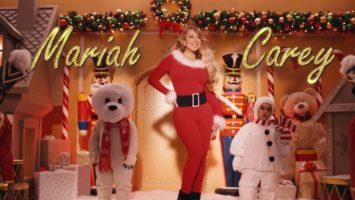 La canción de navidad que hizo millonaria a Mariah Carey