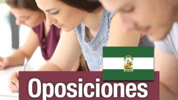 Oposiciones 2021 en Andalucía