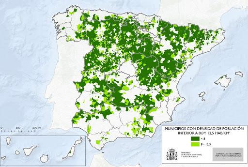 Reto demográfico en España