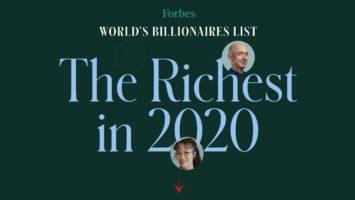 Lista de Forbes 2020