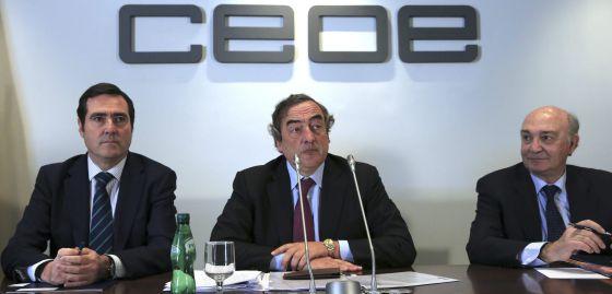CEOE solicita extender hasta junio el ERTE