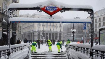 Servicio de Metro estará activo las 24 horas