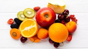 El consumo de fruta debe ser diario