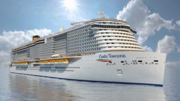 Costa Cruceros