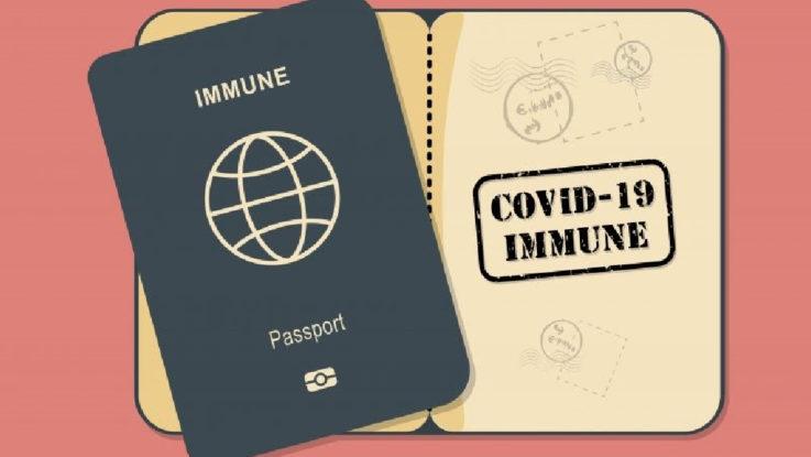Pasaporte digital para inmunidad contra el Covid-19