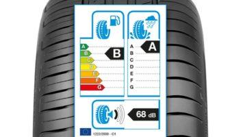 Nuevo etiquetado para neumáticos en España