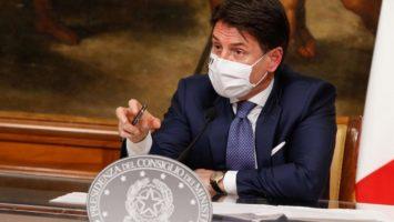 Primero Ministro italiano, Giuseppe Conte, exige que se cumpla el número de vacunas contratadas a las farmacéuticas