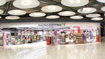 tiendas de los aeropuertoss
