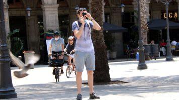turistas a España