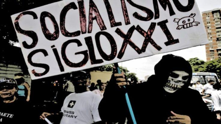 Socialismo del siglo XXI en España