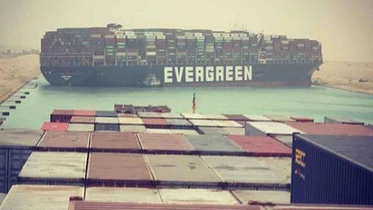 Bloqueo del Canal de Suez genera pérdidas multimillonarias diariamente