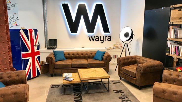 Wayra invierte en emprendimiento