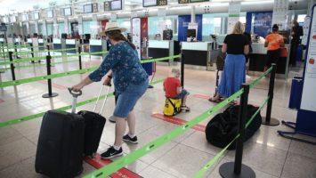 Sector turismo pierde el 47,5% de la facturación