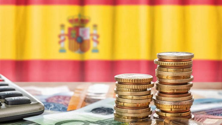 déficit de España