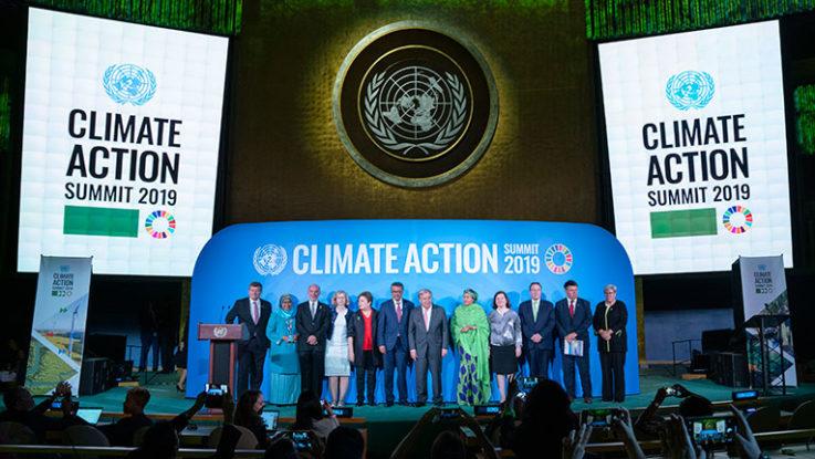 La economía circular y cómo afecta el cambio climático