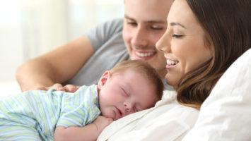 prestaciones por maternidad o paternidad