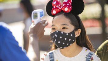 World Disney dejará de tomar la temperatura en sus parques a partir del 16 de mayo