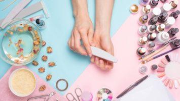 Los salones de manicuras el negocio más rentables en pandemia