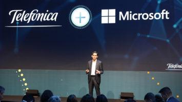 Telefónica Tech y Microsoft