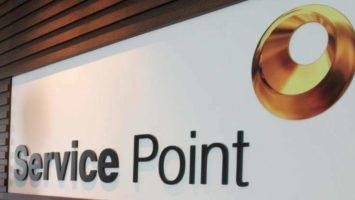Service Point reporta