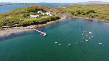Collanmore Island Lodge,