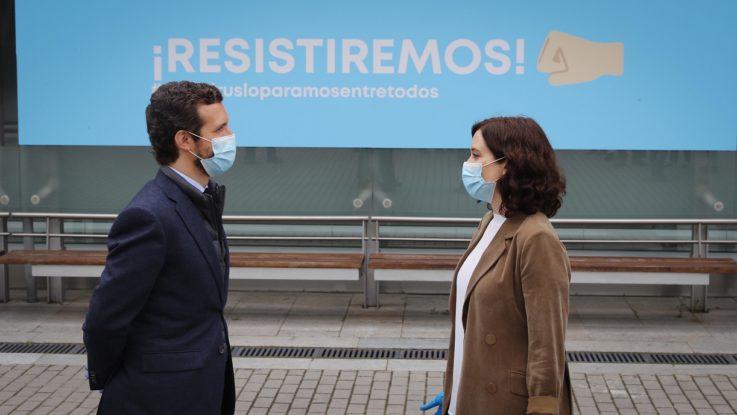 Próximo victoria electoral: La Moncloa